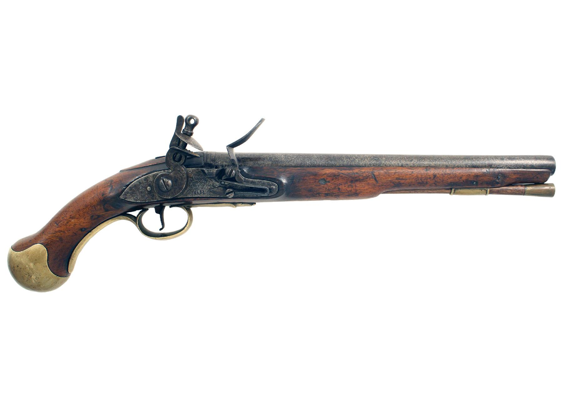 A Rare Pattern 1716 Sea Service Pistol