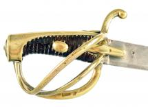 A French AN XI Cavalry Saber