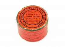 An Unopened Percussion Cap Tin