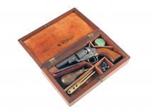 A Very Rare Cased .31 Colt Wells Fargo Revolver