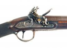 A Fine Silver Mounted Sporting Gun